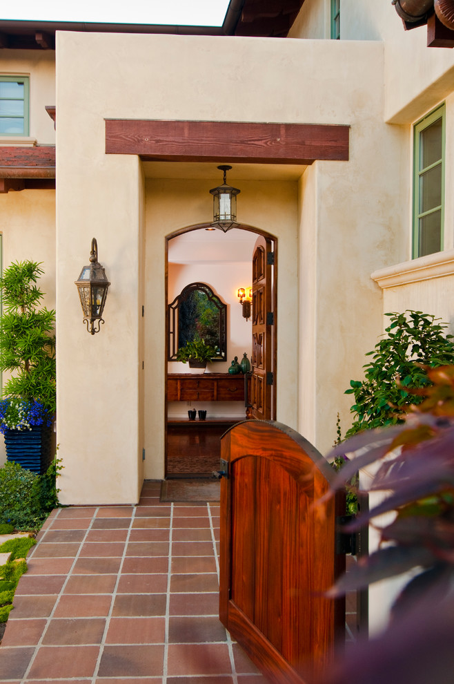 Livex for Mediterranean Entry with Hanging Lantern