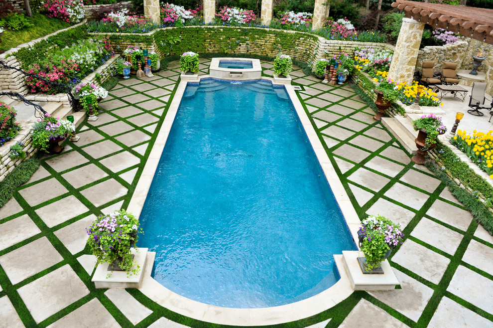 Lohud News for Traditional Pool with Luxury Pool