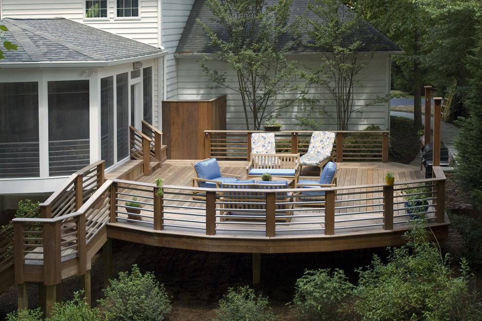 Lowes Deck Builder for Traditional Deck with Deck