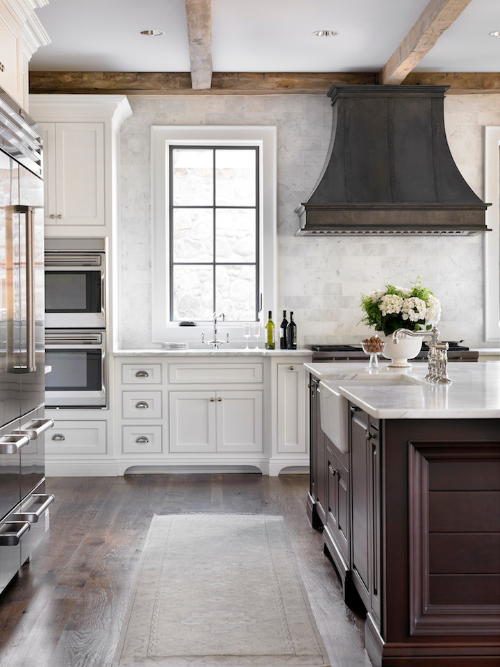 Lowes Fort Collins for Traditional Kitchen with Steel Range Hood