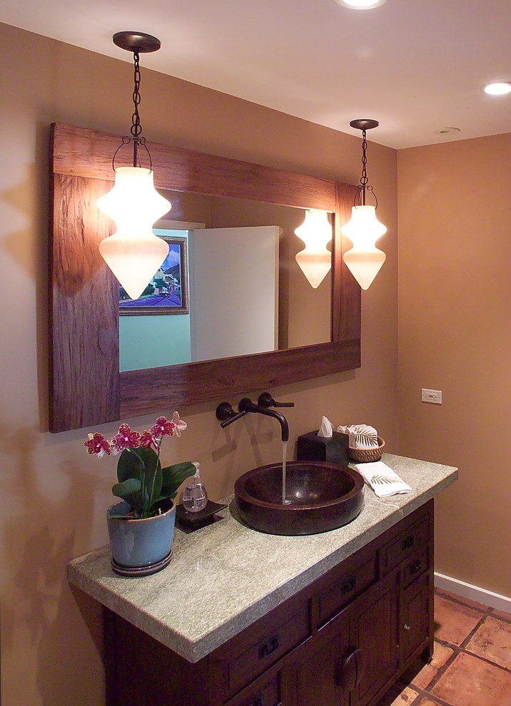 Lowes Hawaii for Tropical Bathroom with Vanity Sink Cabinets