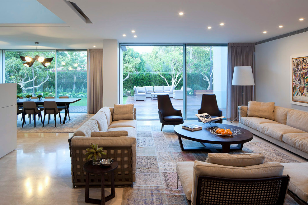 Lowes Huber Heights for Contemporary Living Room with Tel Aviv