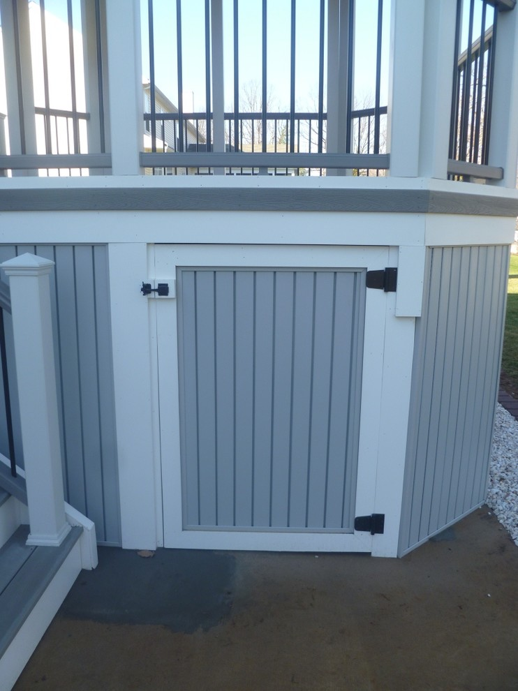Lowes Manassas for Contemporary Porch with Porch