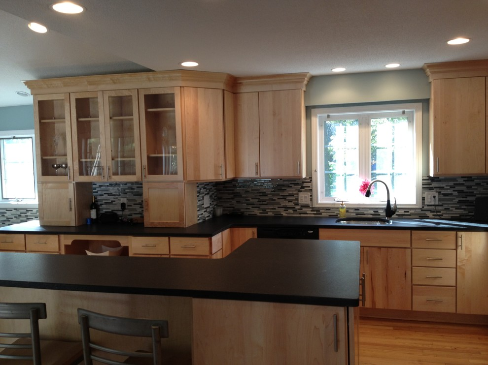 Lowes Manchester Ct for Contemporary Kitchen with Recessed Lighting
