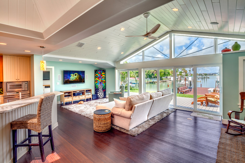Lumber Liquidators Near Me for Contemporary Family Room with Contemporary