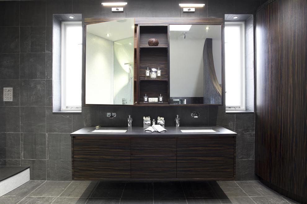Marana Health Center for Contemporary Bathroom with Mirrors