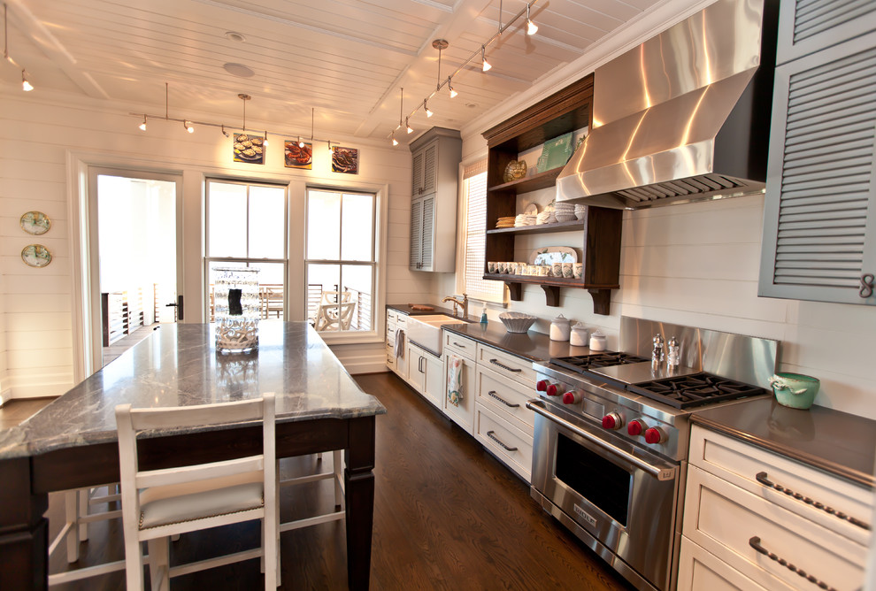 Masco Contractor Services for Beach Style Kitchen with Kitchen