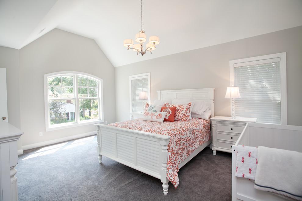 Mcgregor Furniture for Transitional Bedroom with De
