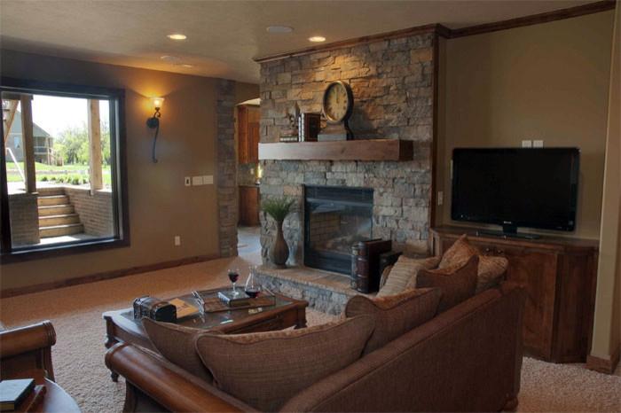 Menards Wichita Kansas for Contemporary Family Room with Family
