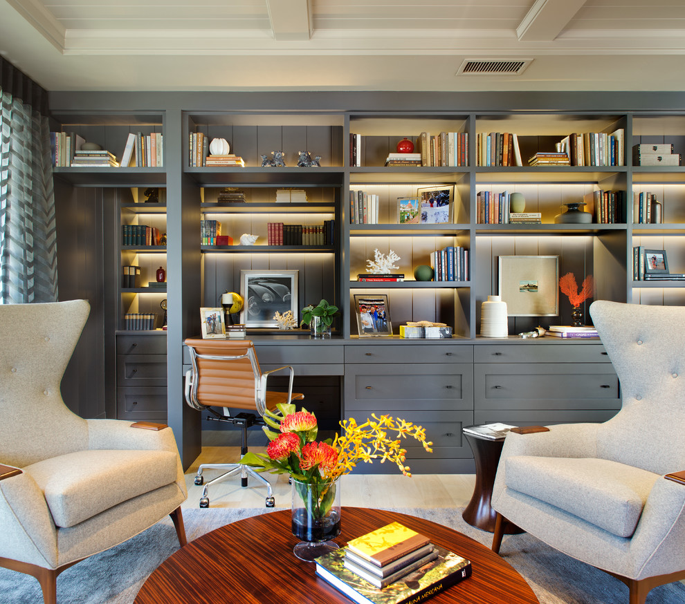 Mor Furniture San Diego for Transitional Home Office with Airy