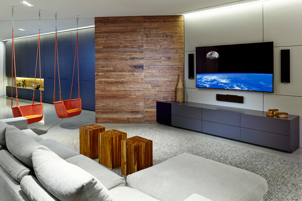 Moreno Valley Theater for Contemporary Home Theater with Residential