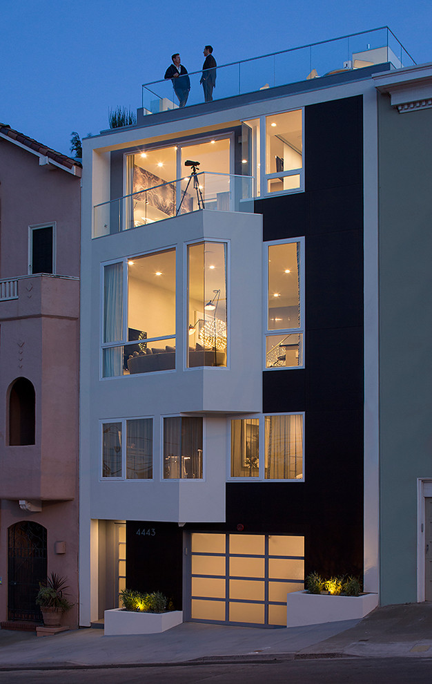 Must See San Francisco for Contemporary Exterior with Leed Platinum