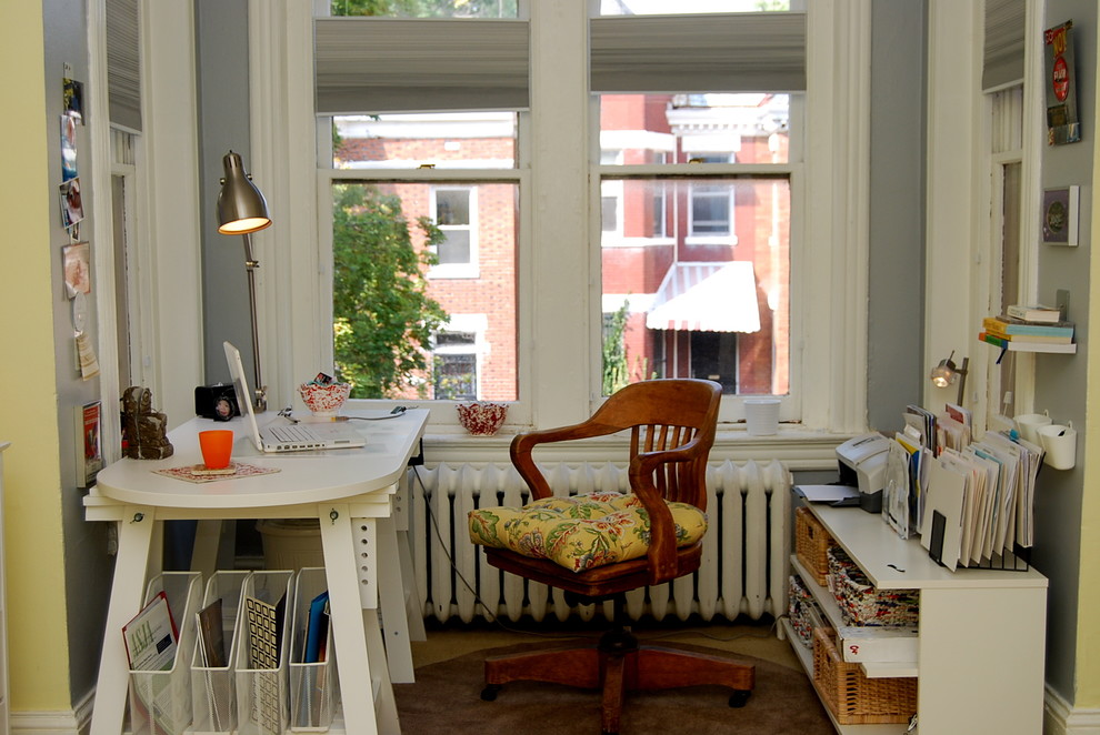 newjersey.craigslist.org for Eclectic Home Office with Wall Art