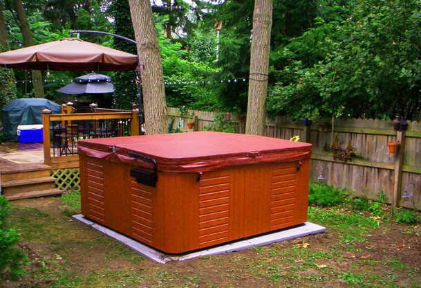 Ohio Pools and Spas for Traditional Pool with Traditional