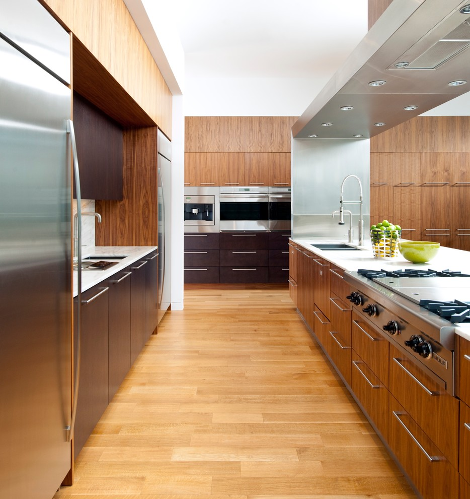 Opa Los Gatos for Contemporary Kitchen with Bar Pulls
