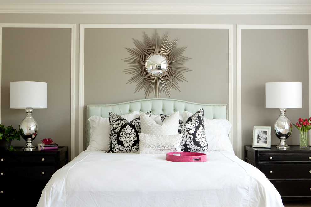 Pavestone for Modern Bedroom with Transitional