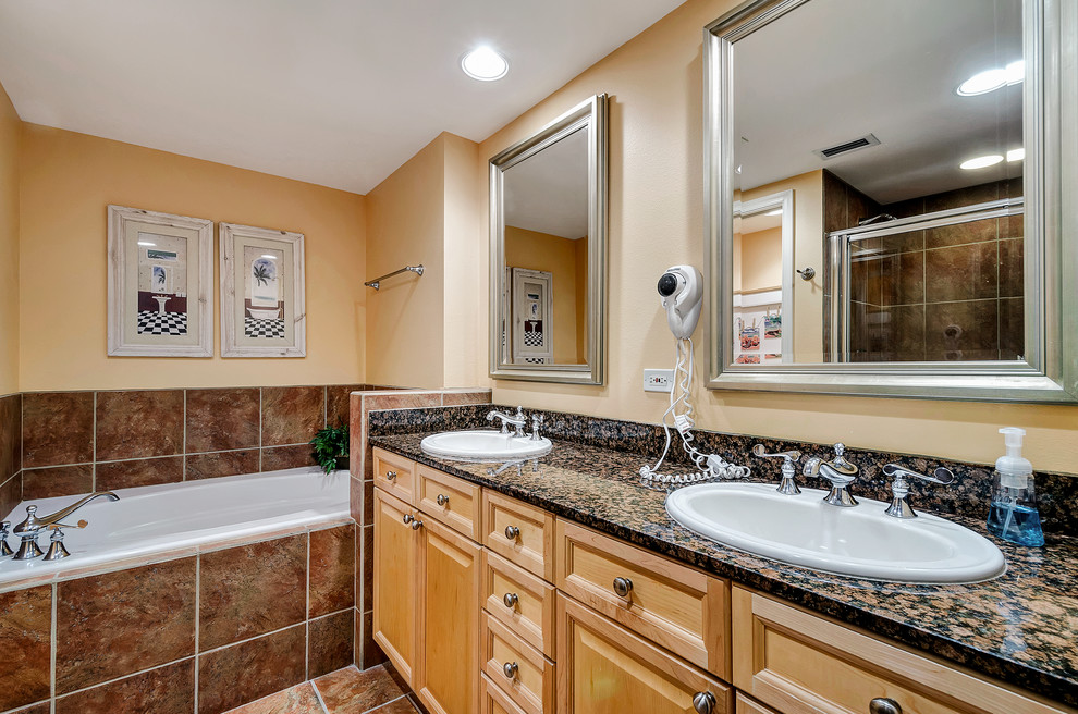 Portofino Island Resort for Beach Style Bathroom with Real Estate Photography