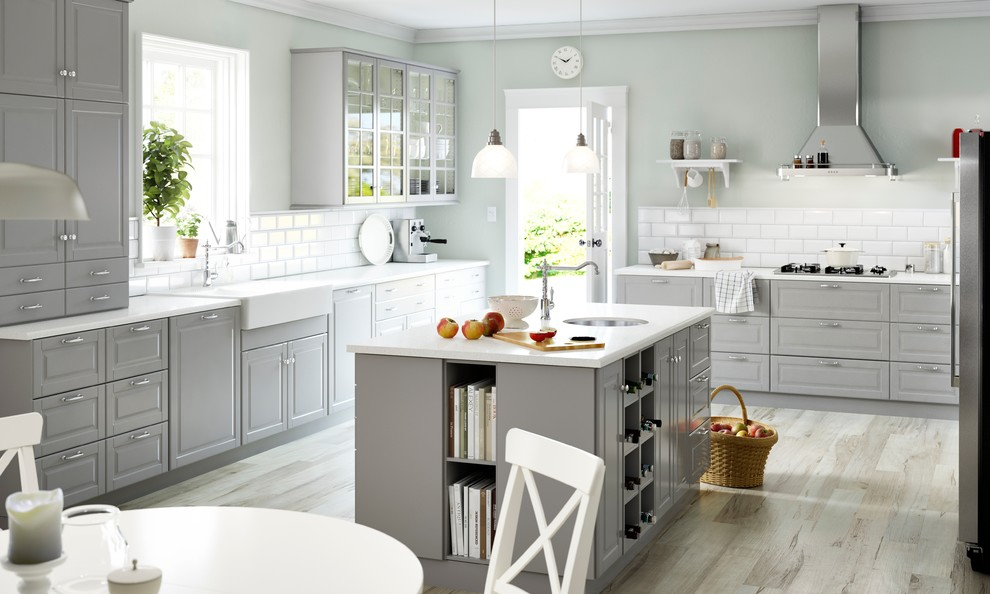 Poway Theater for Traditional Kitchen with Traditional