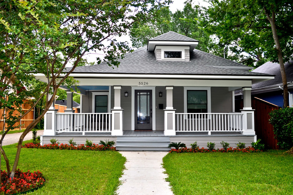 Ryan Homes Md for Traditional Exterior with White Pillar