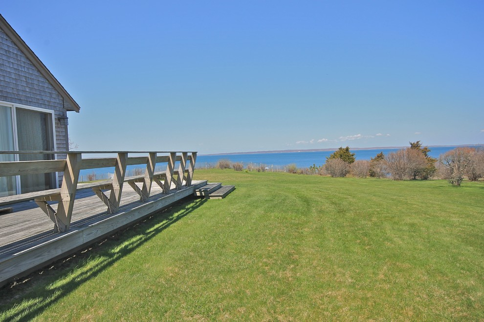 Sandpiper Realty for Beach Style Landscape with West Tisbury