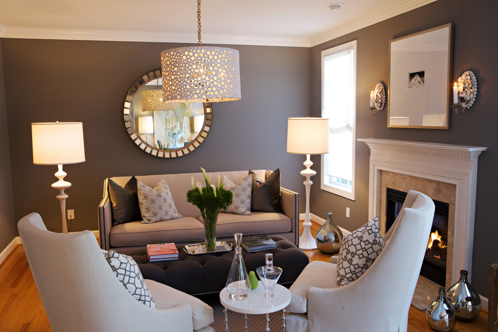 Sconces Definition for Traditional Living Room with Area Rug