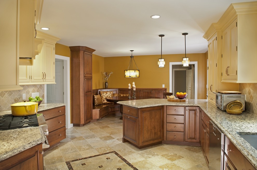 Sears Manchester Nh for Traditional Kitchen with Wood Cabinets
