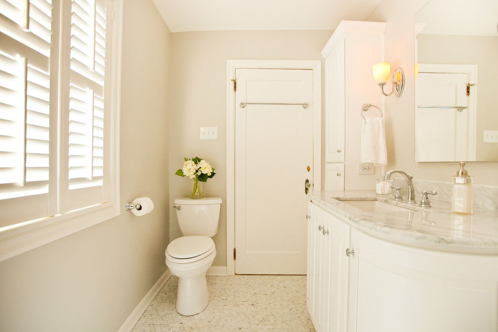 Small Master Bathroom Ideas for Victorian Bathroom with Bathroom Storage