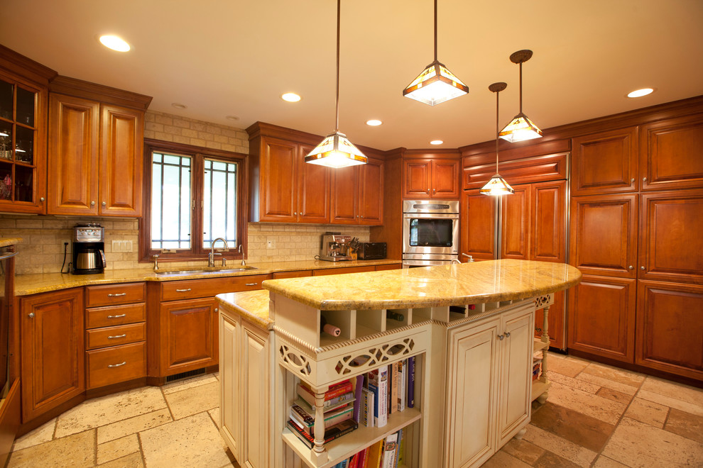 Somerville Aluminum for Traditional Kitchen with Contemporary Design