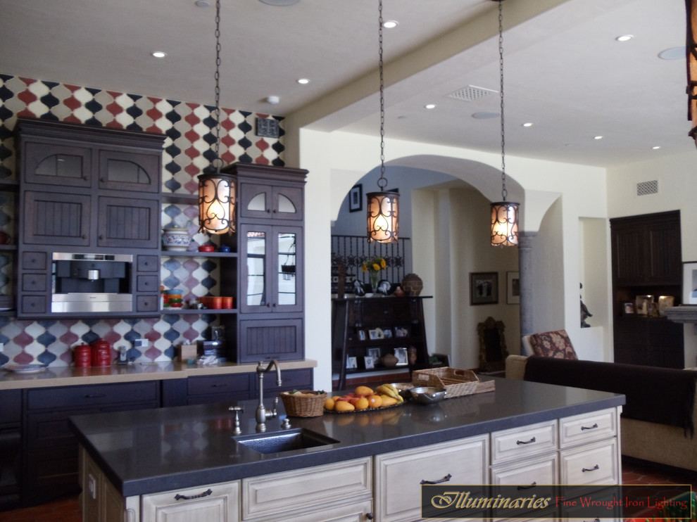 Southern Lights Mn for Mediterranean Kitchen Island Lighting with Spanish Lighting