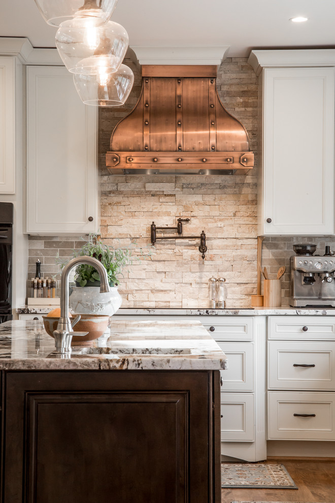 Stone Mart Tampa for Traditional Kitchen with Virginia Kitchen