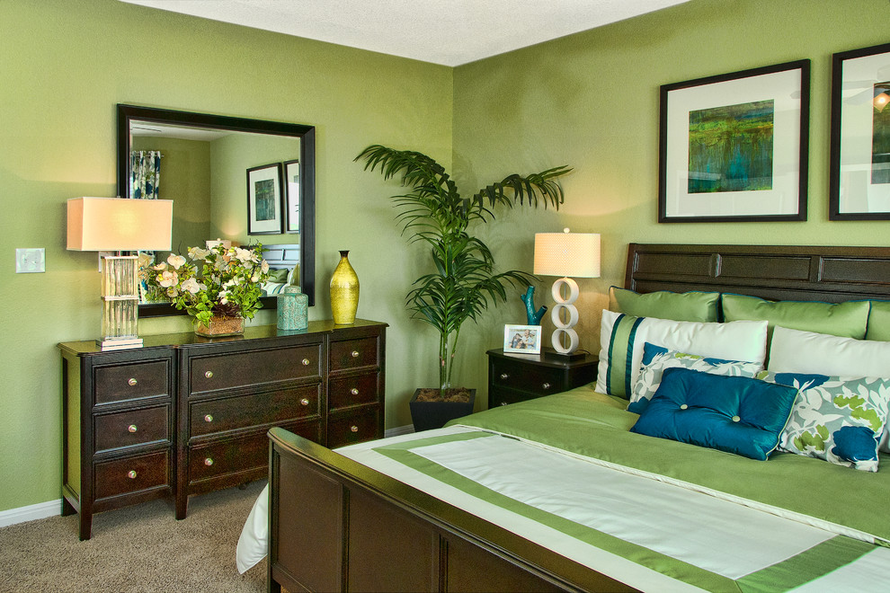 Stylecraft Builders for Traditional Bedroom with Killeen