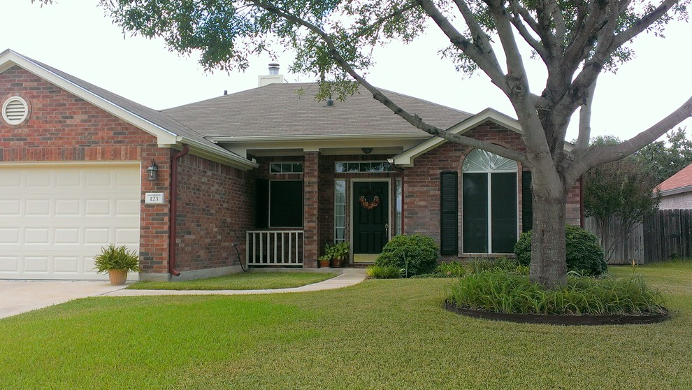 Suddenlink Georgetown Tx for Traditional Exterior with Exterior House Painting Georgetown