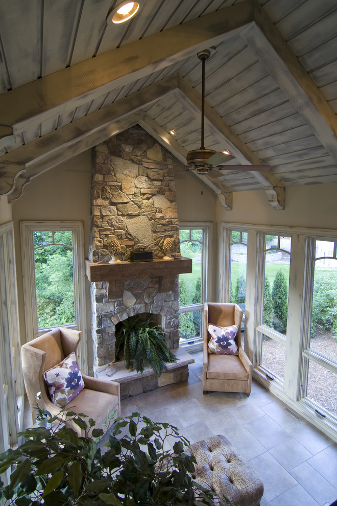 Sun Biz for Traditional Porch with Traditional