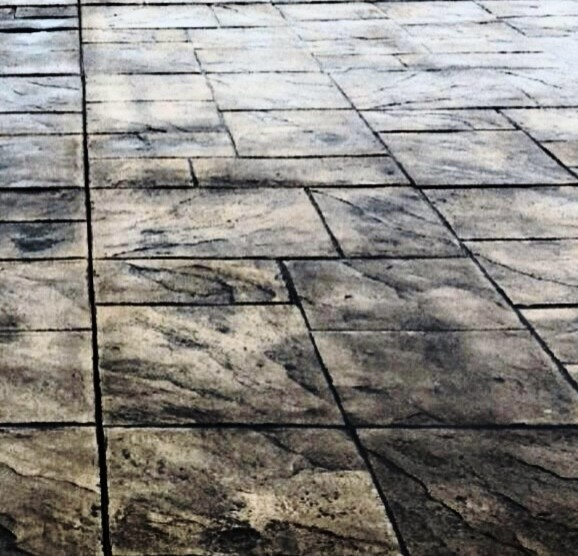 Tabco for Rustic Spaces with Stamped Concrete Tabco Concrete Inc