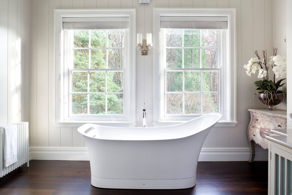 Tidewater Property Management for Transitional Bathroom with Transitional Bathroom