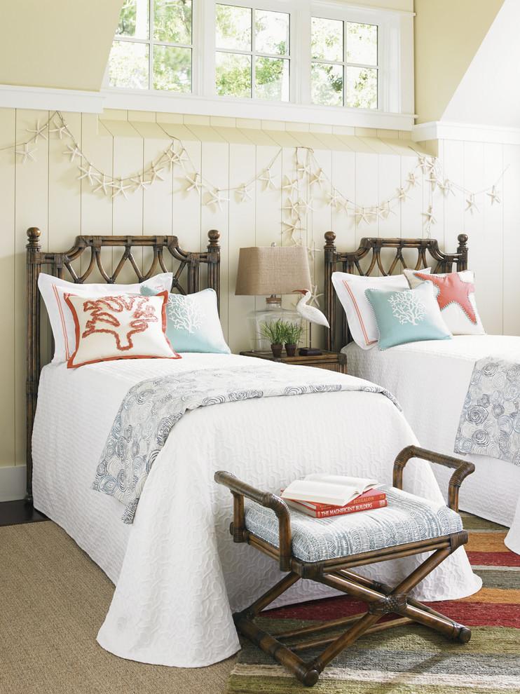 Tommy Bahama Newport Beach for Beach Style Bedroom with Coastal Home