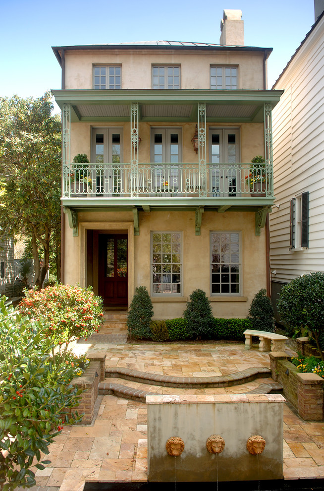 Wdsu New Orleans for Traditional Exterior with Metal Roof