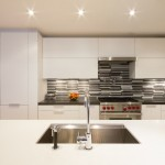 220 Riverside Blvd for Contemporary Kitchen with New York