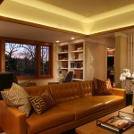 2700k Light for Traditional Living Room with Wood Coffee Table