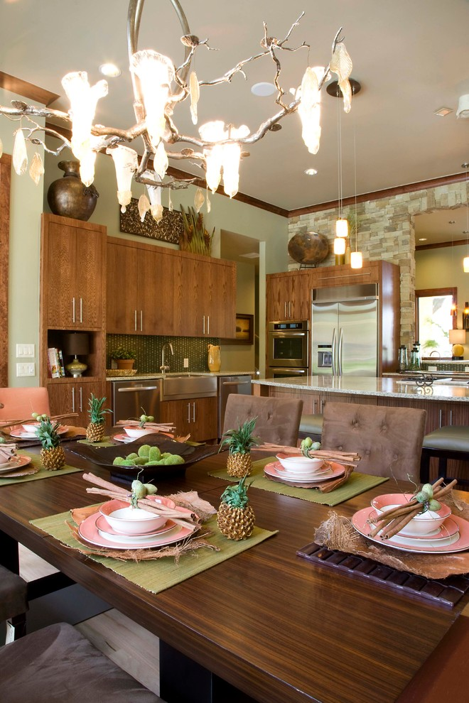 2co for Eclectic Dining Room with Eclectic