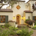 Acadian Style Homes for Mediterranean Exterior with Decorative Grille