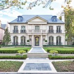 Acadian Style Homes for Traditional Exterior with France