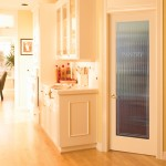Acme Glass for Farmhouse Kitchen with Prehung Door
