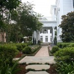 Acme New Orleans for Traditional Landscape with Lantern