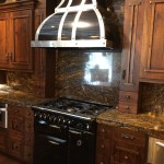 Aga Marvel for Traditional Kitchen with Appliances