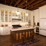 Aga Marvel for Traditional Kitchen with White Countertop