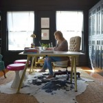 Agway Energy for Eclectic Home Office with Designer