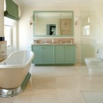 Agway Energy for Traditional Bathroom with Green Cabinets