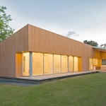 Aia Houston for Contemporary Exterior with Lawn