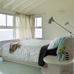 Aina Nalu for Contemporary Bedroom with Integrated Nightstand
